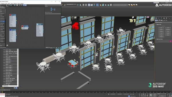 Autodesk 3ds Max 2020 Increases Speed and Control for