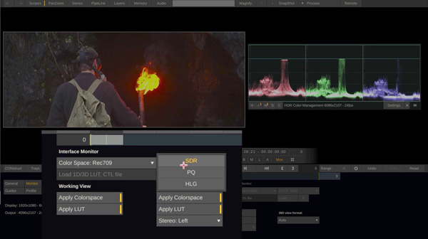SCRATCH 8 6 Expands HDR Mastering, Format Support & DIT Tools