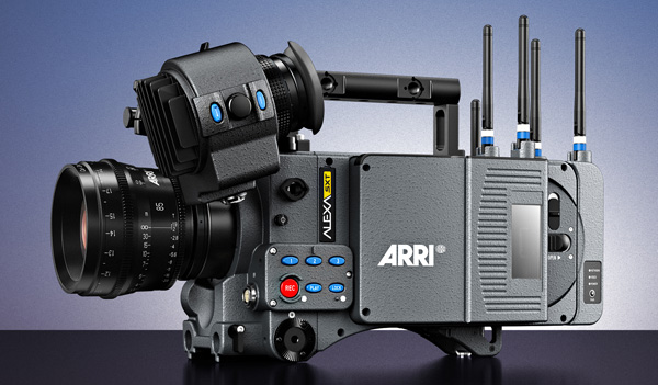 ARRI ALEXA SXT Wireless1