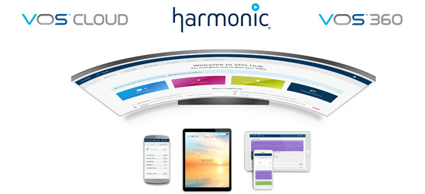 Harmonic VOS 360 VOS CLOUD