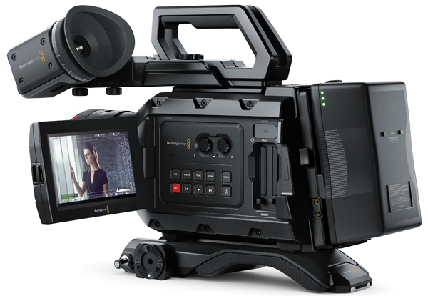 Blackmagic URSAMini 4