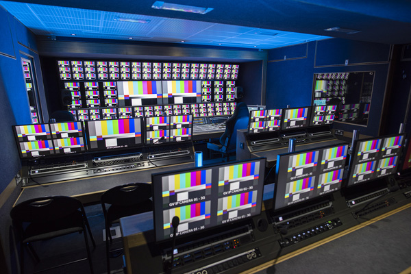 AJA FS-HDR Delivers Simultaneous HDR / SDR for FA Cup Final at Arena