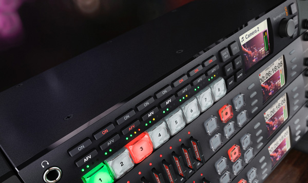 Blackmagic Scales Down Switching Streaming Playback For Broadcast