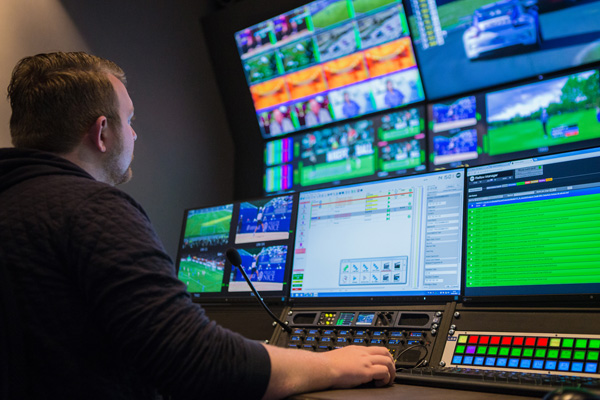 NEP Virtualizes IP Live Production and Playout at Ziggo Sport