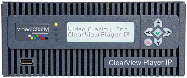 VideoClarity ClearViewPlayerIP
