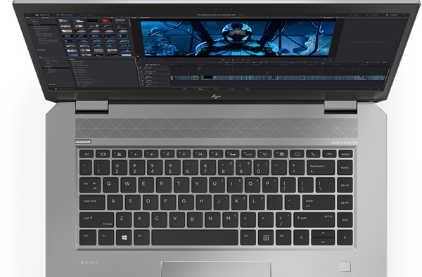 HP 13 ZBook Studio G5