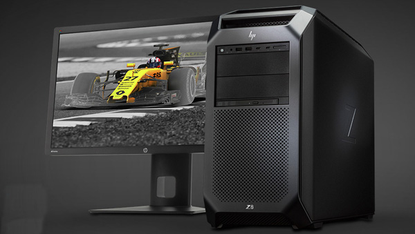 HP z28 workstation
