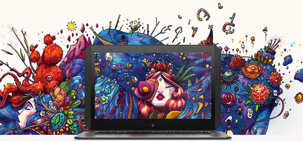 HP zbook x2 dreamcolour