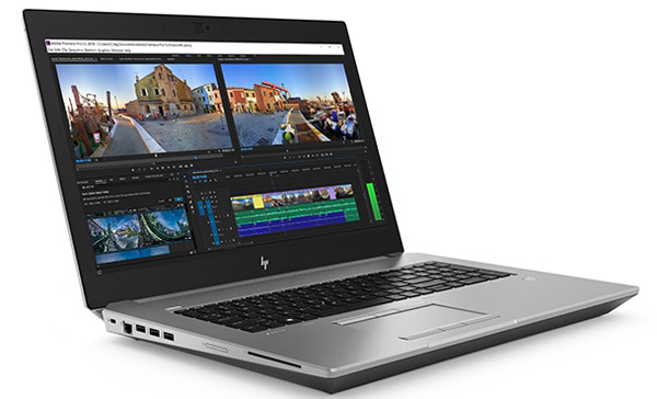 HP zbook17 g5 calibration