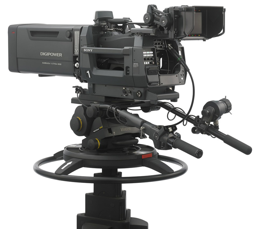 Sony's IP Live Facility Launches for Training and Testing