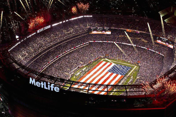 EVS metlife stadium