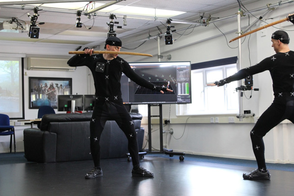Changing the Face of Motion Capture – Film School, Games and VFX