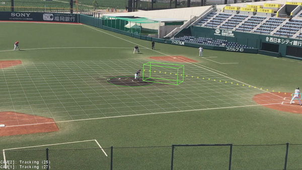 Qoncept Tracks Baseball Pitches in Real Time with DeckLink