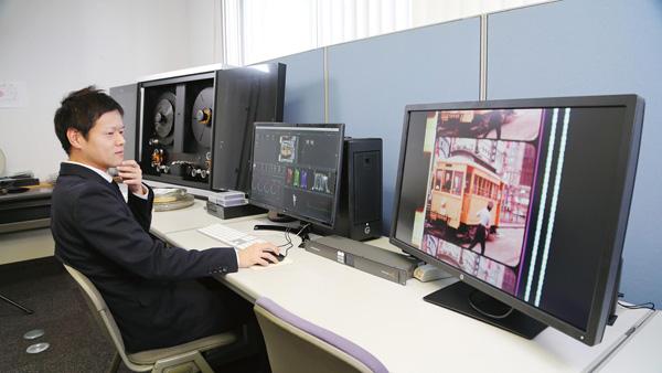 Japan S Hbc Flex Installs Blackmagic Design Cintel Film Scanner