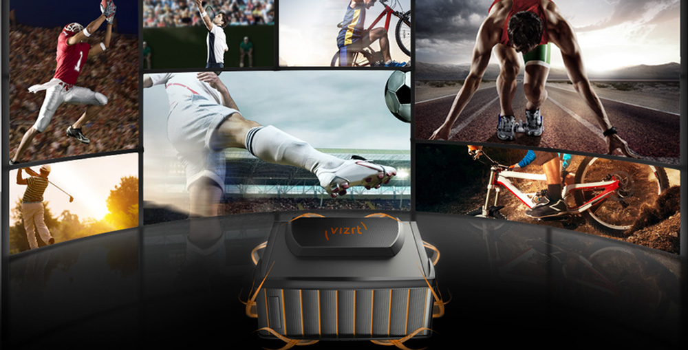 Vizrt Perfects Photoreal 3D Graphics with Substance, Enlighten & Adobe