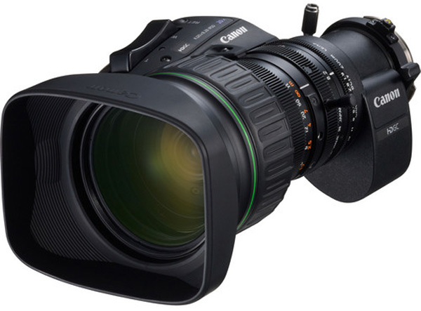 Cooke canon broadcast b4 lens