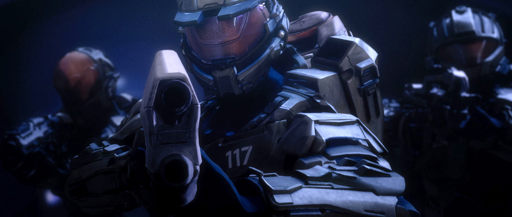 Sequence Halo Fall of Reach 3