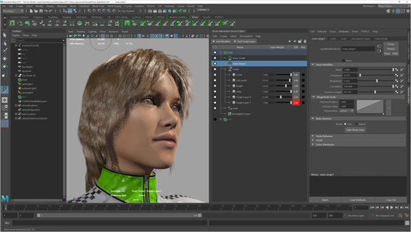 Autodesk's Maya, 3ds Max and Arnold 5 0 Gain Interactivity