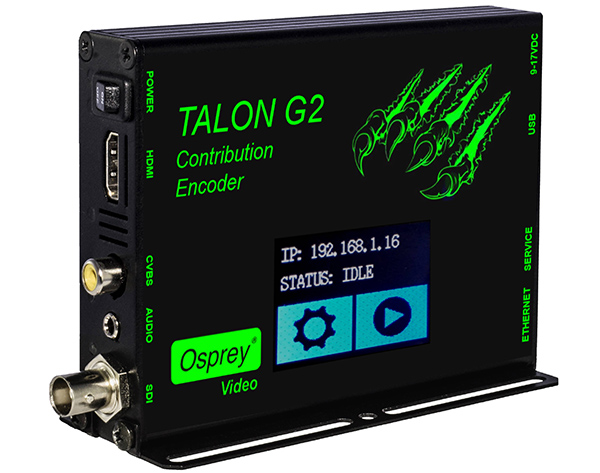 Osprey TalonG2Encoder