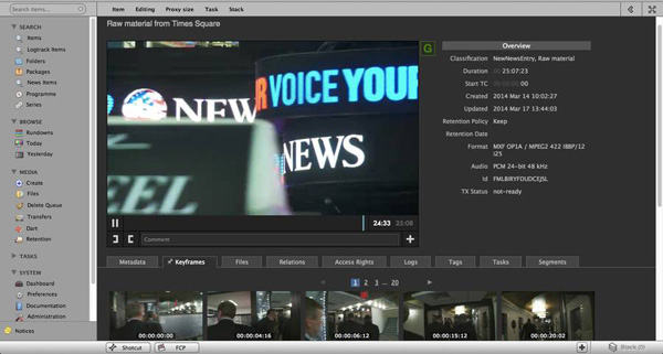 Vizrt Manages Adobe Creative Cloud Workflows for Broadcast