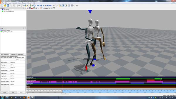 Xsens Mocap Tracks Cleaner, Faster Data for Previs & Animation