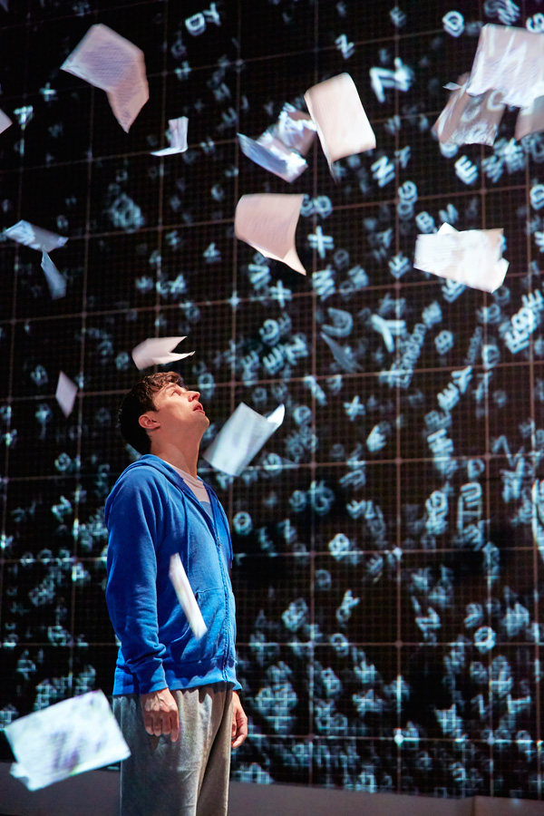 Curious Incident' Lights Up Broadway with Red Giant Trapcode Particular