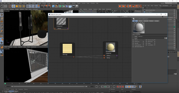 Chaos Group Gets Behind Cinema 4D with Two Dedicated Renderers