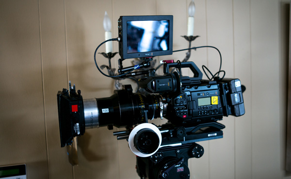 Indie Filmmakers Capture 'The Oath' with URSA Mini Pro and