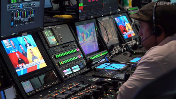Vizrt Looks Ahead at Live Broadcast Production