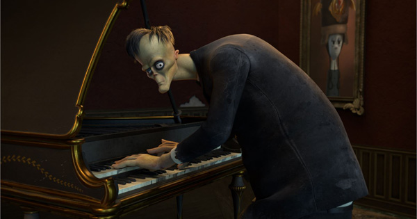 Cinesite addams lurch piano