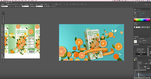 MAXON Cineware for Illustrator Adds a New Dimension to Design