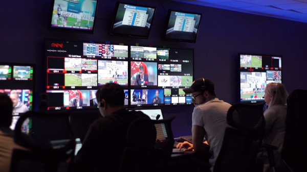 Discovery Norway and Vizrt 3D Graphics Bring Live Sports to the Studio