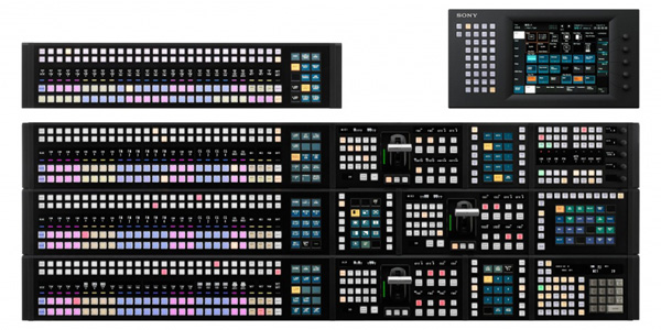 Sony XVS 8000 switcher