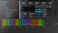 Editshare dolby monitor