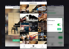 Adobe xd music masters