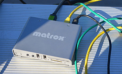 Matrox Monarch HD closeup3