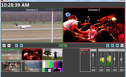 Cinegy Multiviewer interface5